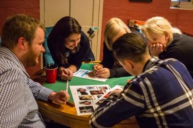 Team Activity Pub Quiz Picture Round Group