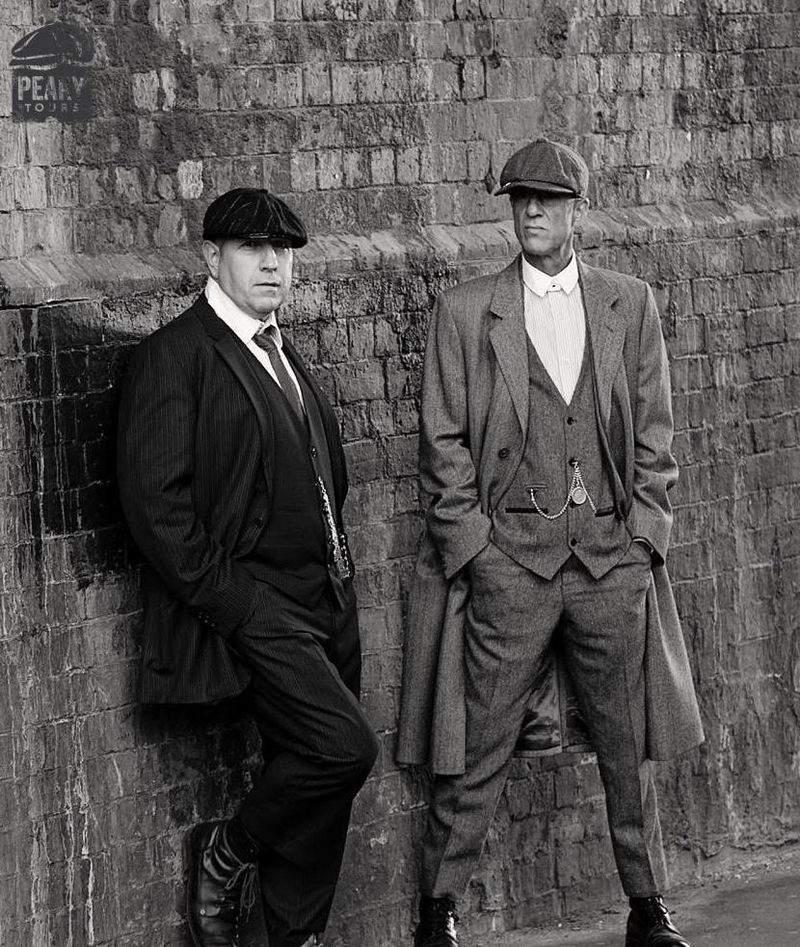 Peaky Blinders Birmingham tour characters
