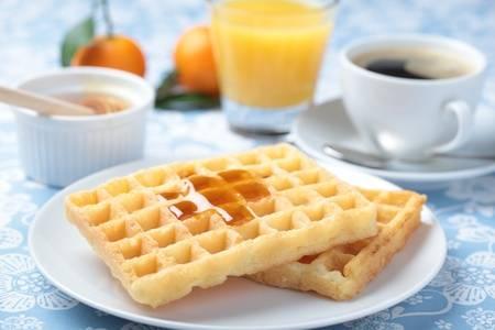 waffle&coffee