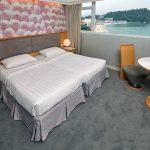 Standard Ocean view room