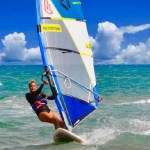 windsurfing (hotel offers cover)