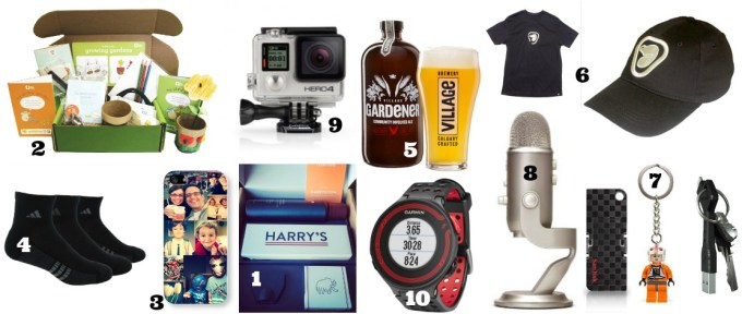 10 christmas gift ideas for dad dadcamp - Best Gifts For Dad Christmas 2014