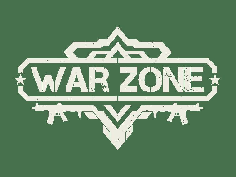 War Zone Logo Transparent Background