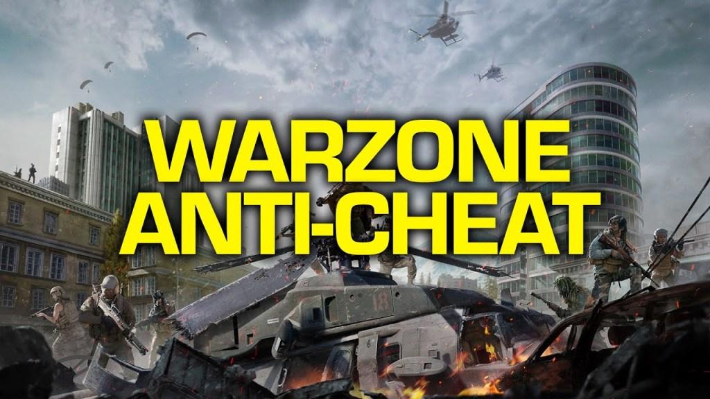 anti cheat warzone