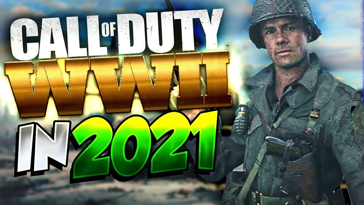 call of duty wwii 2021