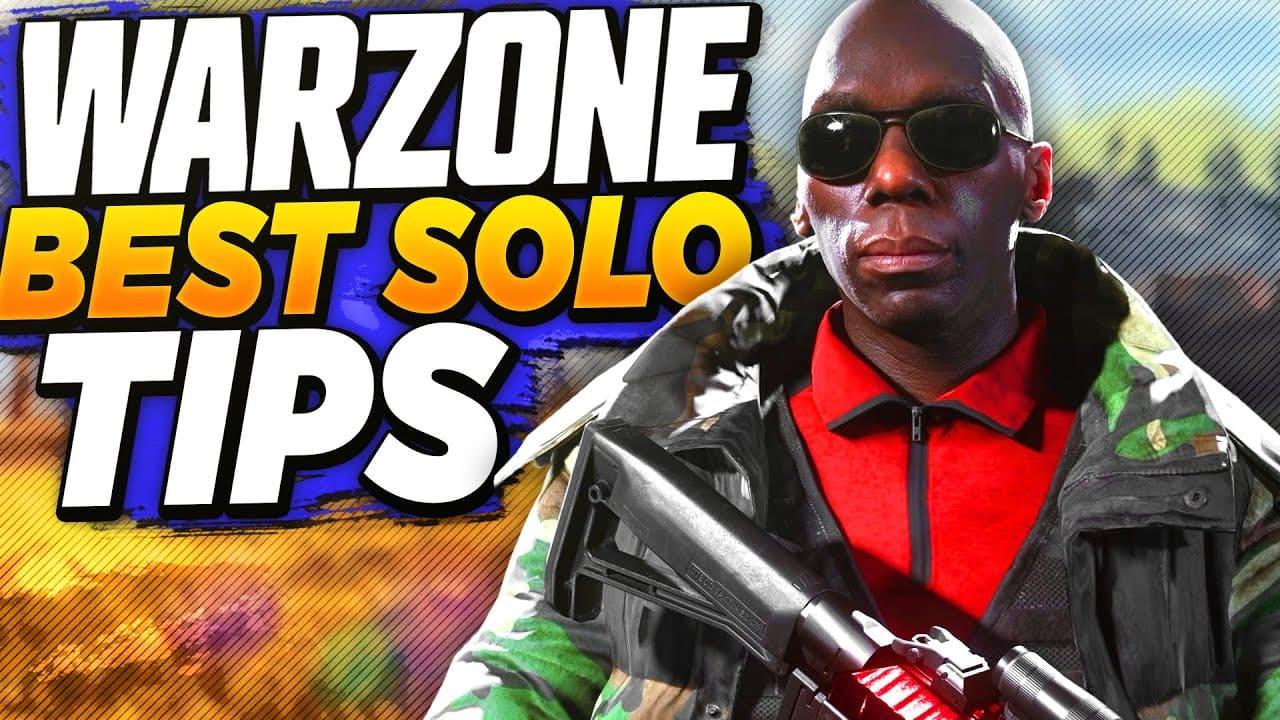 best warzone solo win