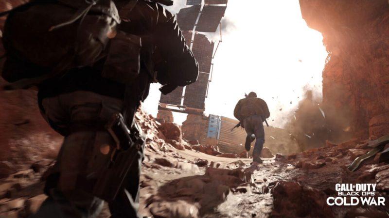 player running on Sattelite