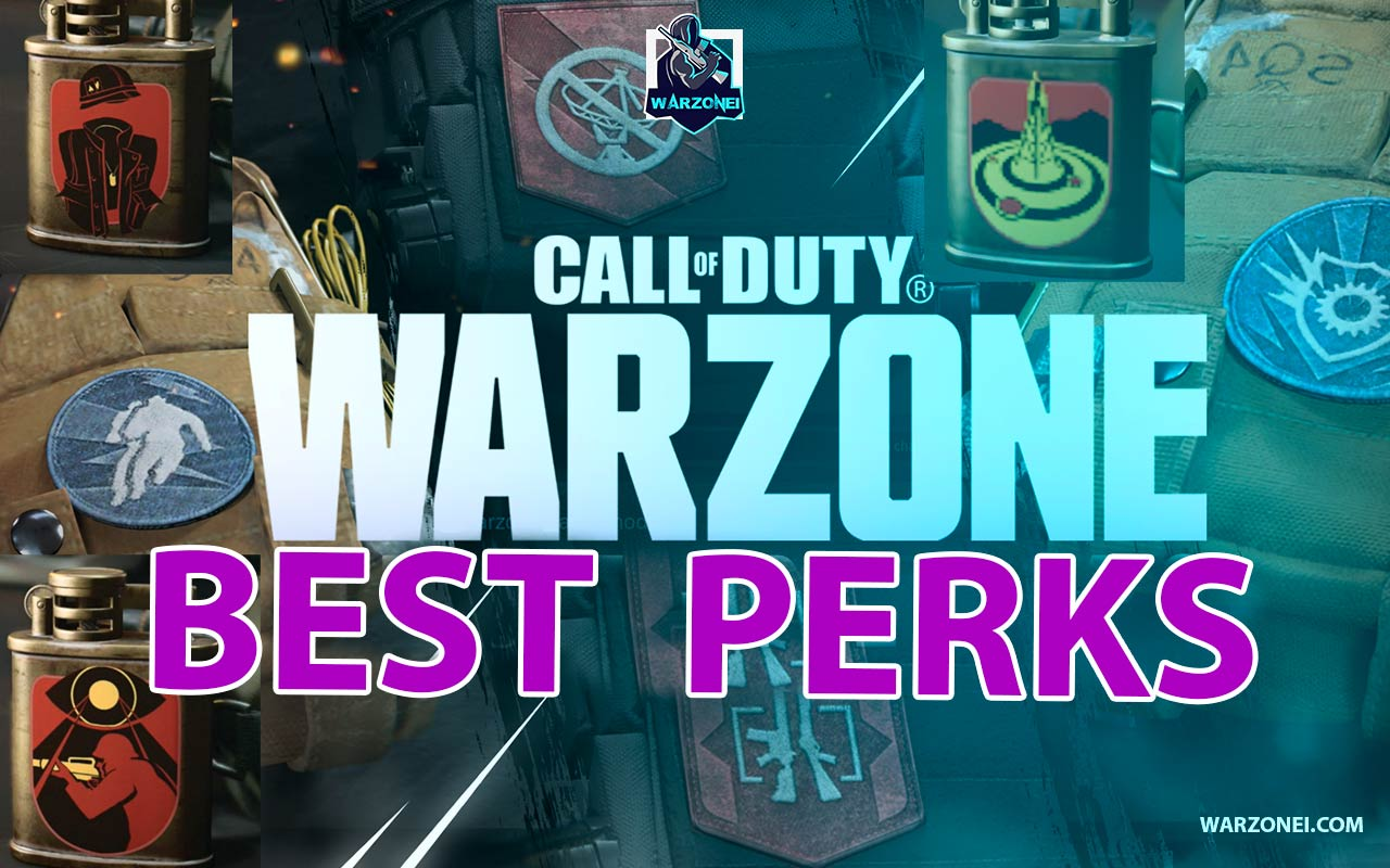 all perks list warzone