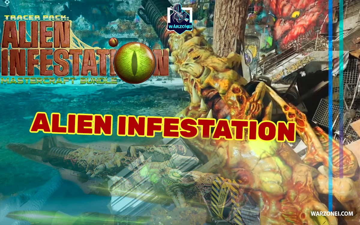 Alien Infestation MASTERCRAFT Bundle