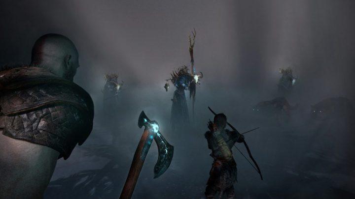 God of War Jugendschutz PS4 PlayStation 4 Pro Review Test Kritik Sony Santa Monica Text 1