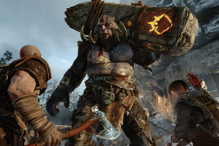God of War Jugendschutz PS4 PlayStation 4 Pro Review Test Kritik Sony Santa Monica Titel