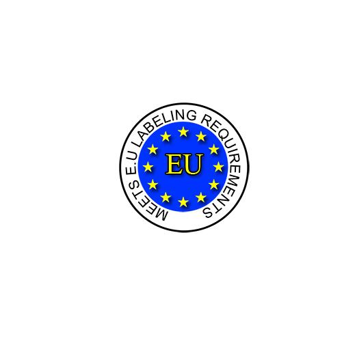 EU labeling approval logo
