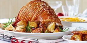 Roast Leg of Pork