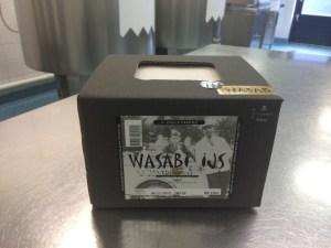 Wasabi Ice Cream 'Opere d' Arte'