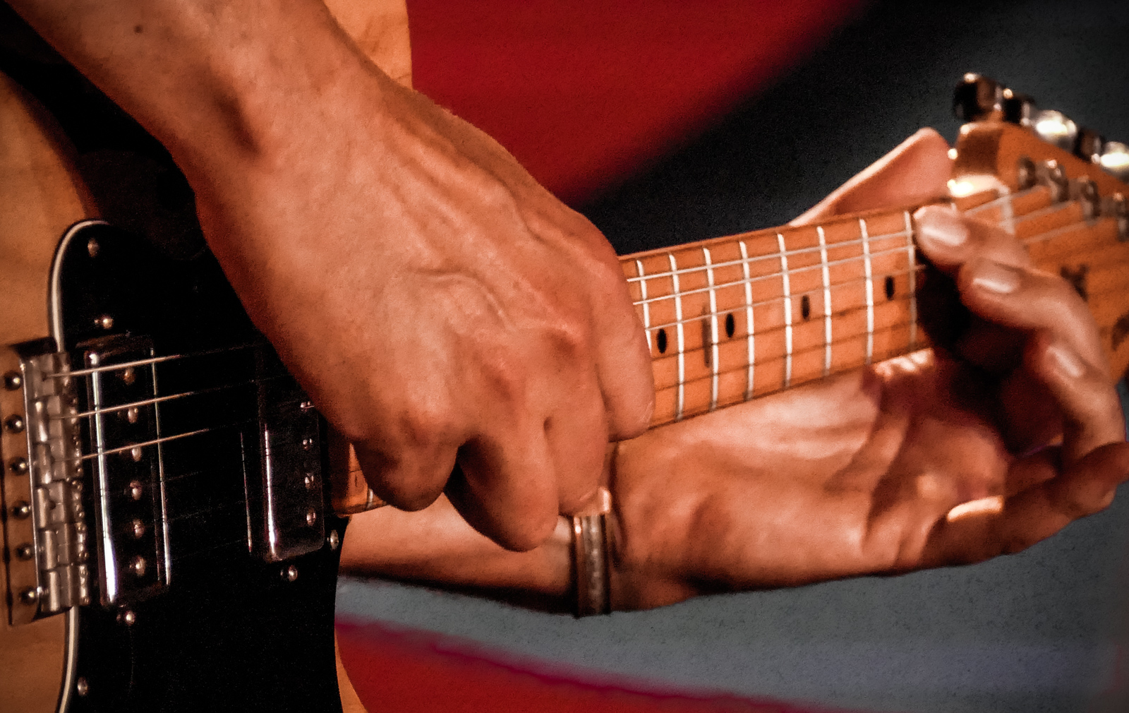Ron Work's Hands - Monterey Jazz Festival 2015