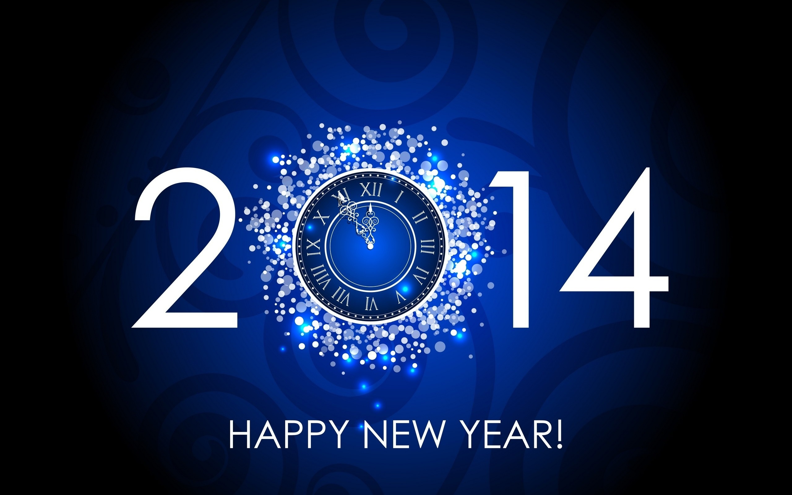 Happy New Year And Welcome