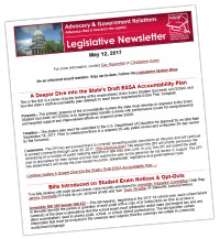 Legislative Newsletter