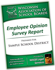 Employee Opinion Survey Report Cover