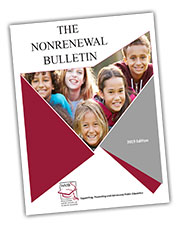 The Nonrenewal Bulletin