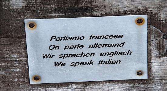 Mehrsprachigkeit als Chance? Foto: Eric Andresen/Flickr