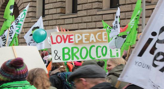 Hochschulen jetzt auch nachhaltig? Foto: Kilian Dreißig/Flickr