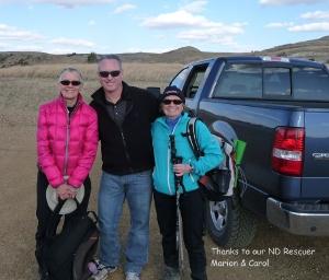 Marion, Carol & ND Saviour