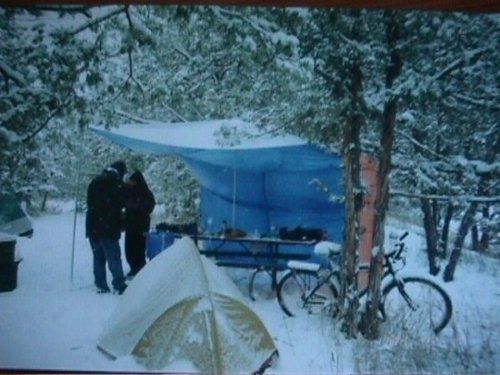 Brian & Donna:-Snow Camp 1999, South Unit