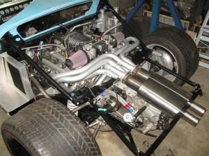 GT40 Engine