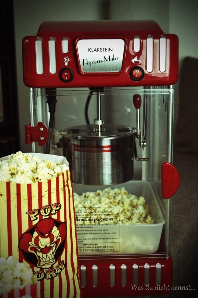 Popcorn wie im Kino