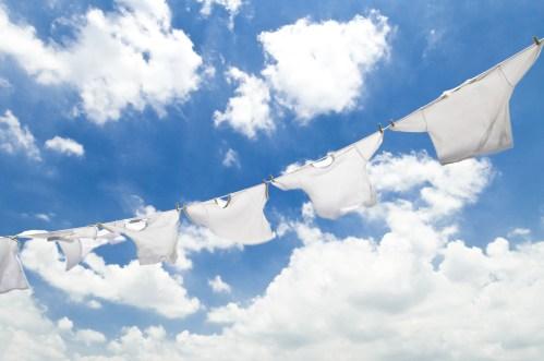 """夏には夏の""""洗濯の流儀""""があるんです!"""