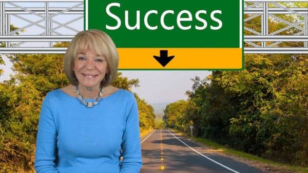 Joan Washburn Road Trip to Success