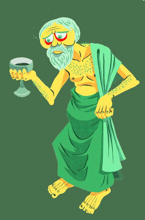 Socrates: Alternative History Card Game