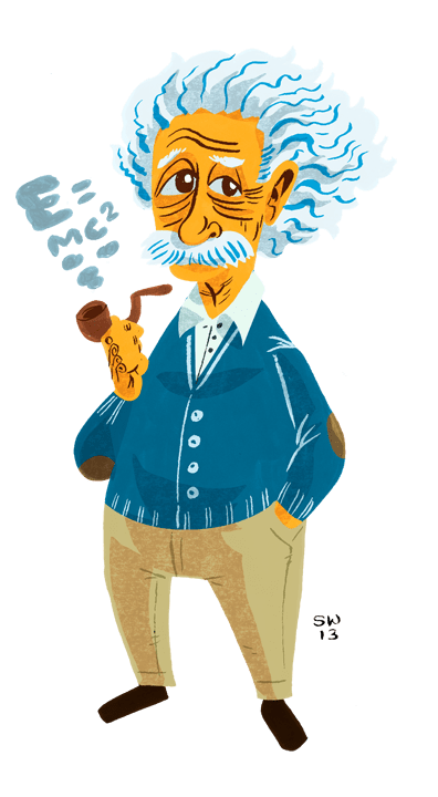 Albert Einstein: Alternative History Card Game