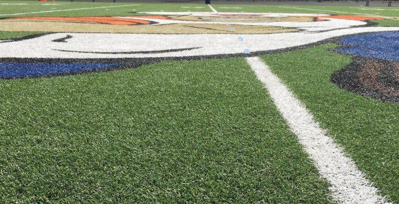 Image of Turf field at Washburn High School