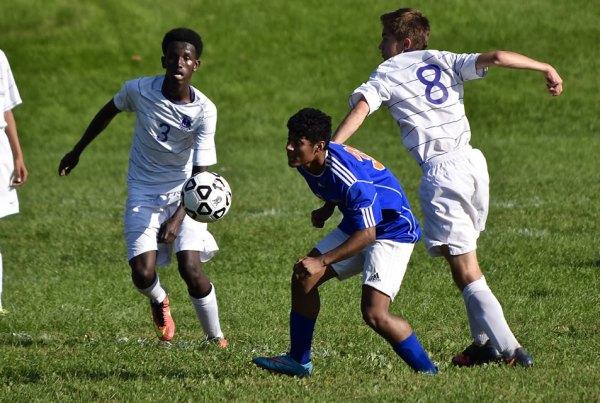 Washburn soccer's Kevin Carmona