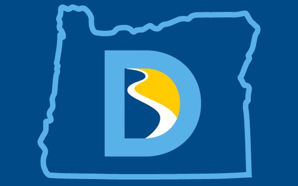 WashCo Dems logo donate to fund
