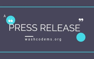 WashCo Dems Press Release
