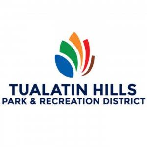 Tualatin Hills park and recreation district logo