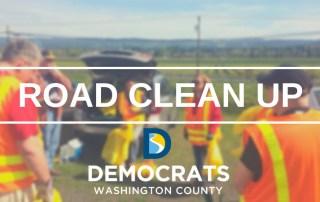 Road Clean Up - Democrats of Washington County
