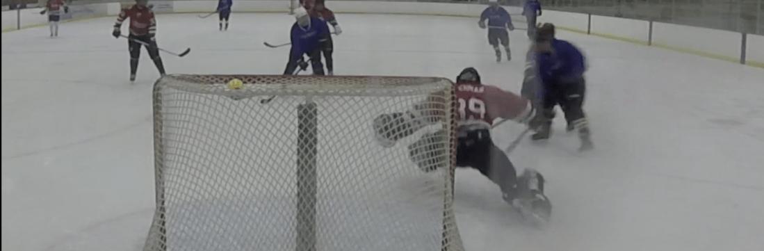 Hosers vs. MN Freeze Screen Shot