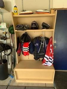Pro Style Hockey Locker
