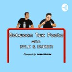 Between Two Posts Podcast Art