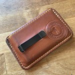 Second String Leather Company Money Clip