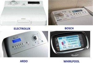 Üstten yüklemeli çamaşır makinesi modelleri