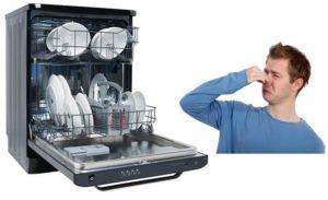 Bulaşık makinesinde koku