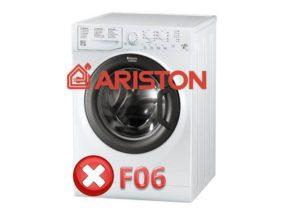 Ariston'da F06 hatası