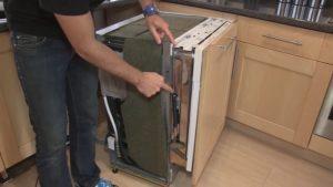 Bulaşık makinesi kapısıyla ilgili sorunlar