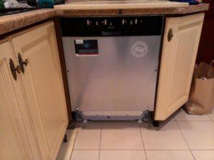 Niş bulaşık makinesi