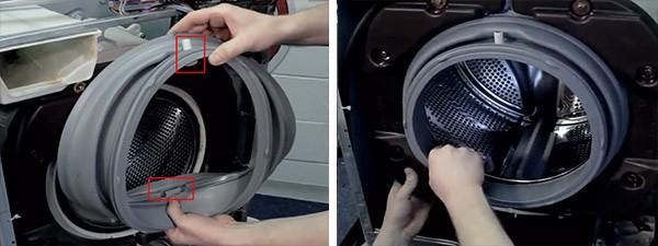 Manşeti LG_14 yıkayıcısında değiştirin