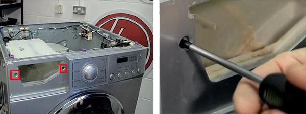 Manşeti LG_3 yıkayıcısında değiştirin
